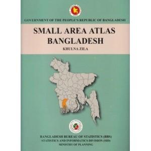 Small Area Atlas of Bangladesh, Mauzas and Mahallas of Khulna Zila (Book & CD)