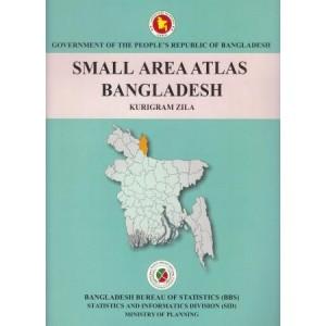 Small Area Atlas of Bangladesh, Mauzas and Mahallas of Kurigram (Book & CD)