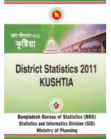District Statistics 2011-Kushtia