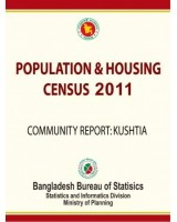 Bangladesh Population and Housing Census 2011, Community Report: Kushtia