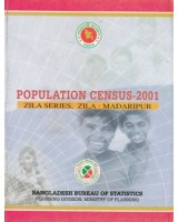 Population Census-2001, Zila Series, Zila: Madaripur