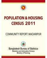 Bangladesh Population and Housing Census 2011, Community Report: Madaripur