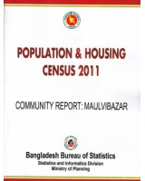 Population and Housing Census 2011, Community Report: Maulvibazar District