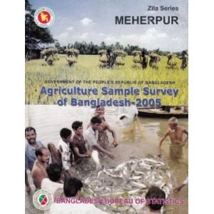 Agricultural Sample Survey of Bangladesh-2005: Meherpur District