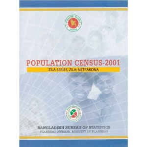 Population Census-2001, Zila Series, Zila: Netrakona