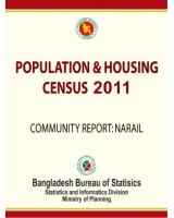 Bangladesh Population and Housing Census 2011, Community Report: Narail