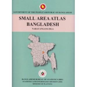Small Area Atlas of Bangladesh, Mauzas and Mahallas of Narayanganj (Book & CD)
