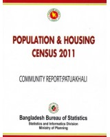 Bangladesh Population and Housing Census 2011, Community Report: Patuakhali District