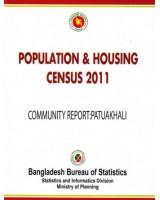 Bangladesh Population and Housing Census 2011, Community Report: Patuakhali District