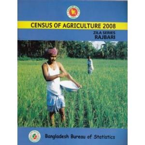 Census of Agricultural - Bangladesh- 2008, Zila Series: Rajbari District