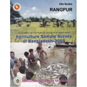 Agricultural Sample Survey of Bangladesh-2005: Rangpur District