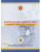 Population Census-2001, Community Series, Zila: Shariatpur