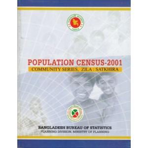 Population Census-2001, Community Series, Zila: Satkhira