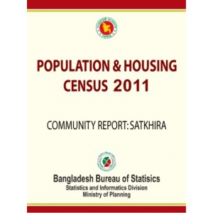 Bangladesh Population and Housing Census 2011, Community Report: Satkhira