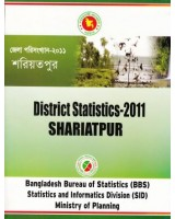 District Statistics 2011 (Bangladesh): Shariatpur