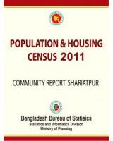 Bangladesh Population and Housing Census 2011, Community Report: Shariatpur