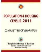 Bangladesh Population and Housing Census 2011, Community Report: Shariatpur