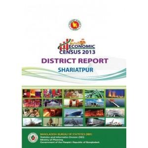 Economic Census 2013, District Report: Shariatpur