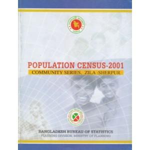 Population Census-2001, Community Series, Zila: Sherpur