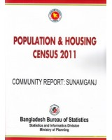 Population and Housing Census 2011, Community Report: Sunamganj