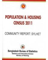Bangladesh Population and Housing Census 2011, Community Report: Sylhet District