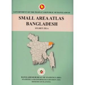 Small Area Atlas of Bangladesh, Mauzas and Mahallas of Sylhet (Book & CD)