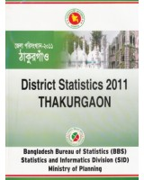 District Statistics 2011-Thakurgaon