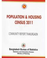 Bangladesh Population and Housing Census 2011, Community Report: Thakurgaon District