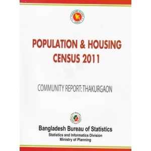 Bangladesh Population and Housing Census 2011, Community Report: Thakurgaon District