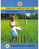 Census of Agricultural -Bangladesh- 2008, National Series: Volume 4: Analytical Report