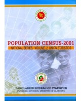 Population Census-2001, National Series, Volume-2: Union Statistic