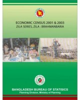 Economic Census 2001 & 2003, Zila Series: Brahmanbaria
