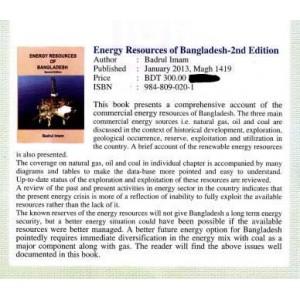 Energy Resources of Bangladesh